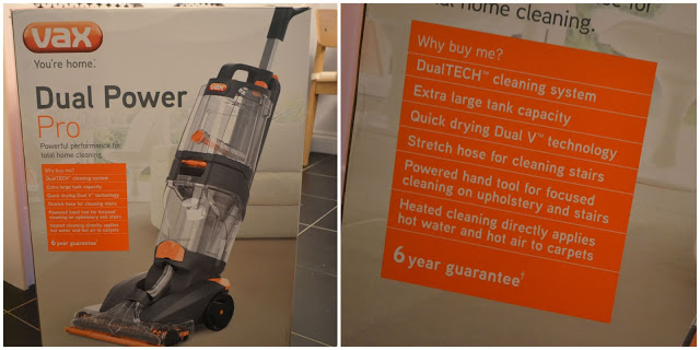 Vax Dual Power Pro Carpet Cleaner review