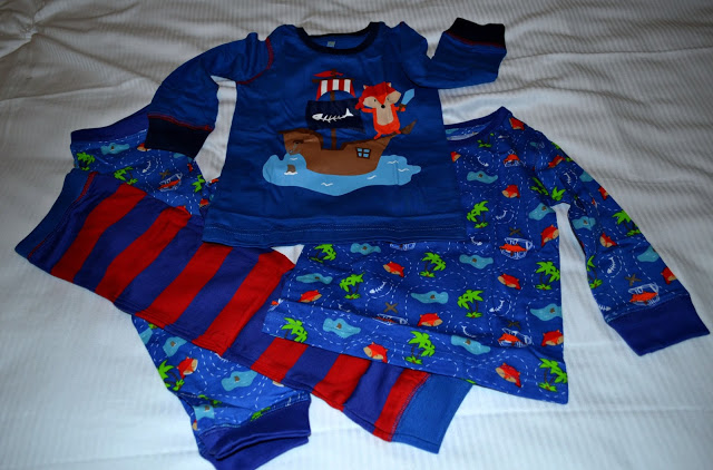 Enchanted Forest and Friends Pyjamas review