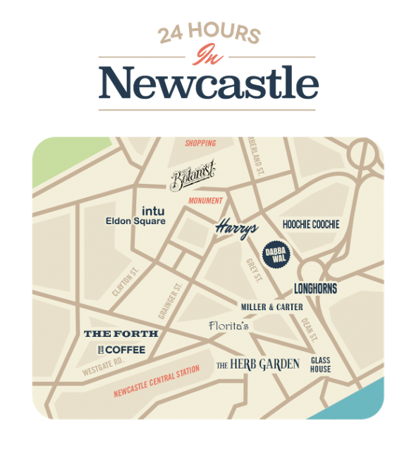Must see places – Newcastle