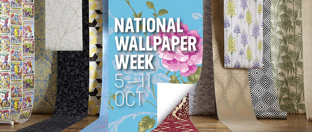 National Wallpaper week with Graham and Brown