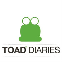 Win £25 to spend at Toad Diaries