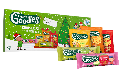 Organix Christmas selection box giveaway