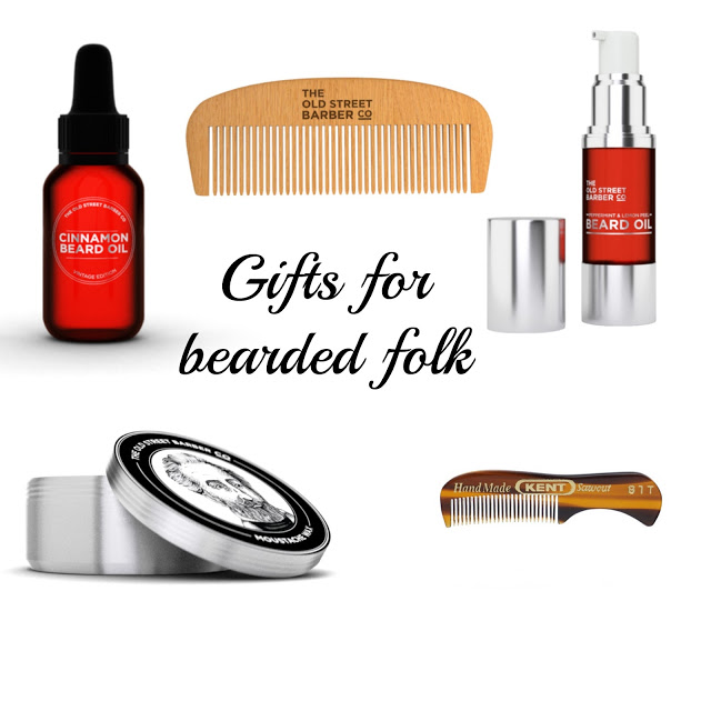 Gift ideas from the Old Street Barber Co.