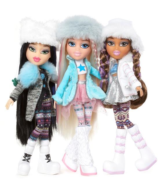 Win a Bratz Snowkissed doll