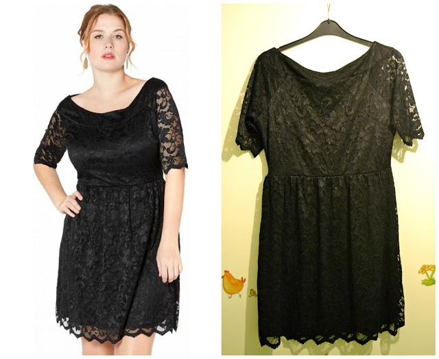 Plus size party wear from Pink Clove