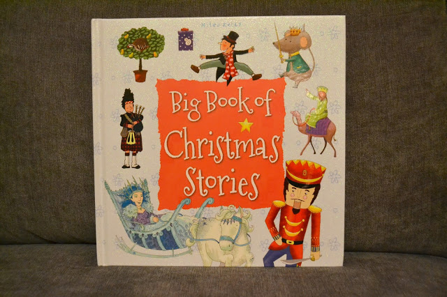 The Big Book of Christmas stories from Miles Kelly & giveaway