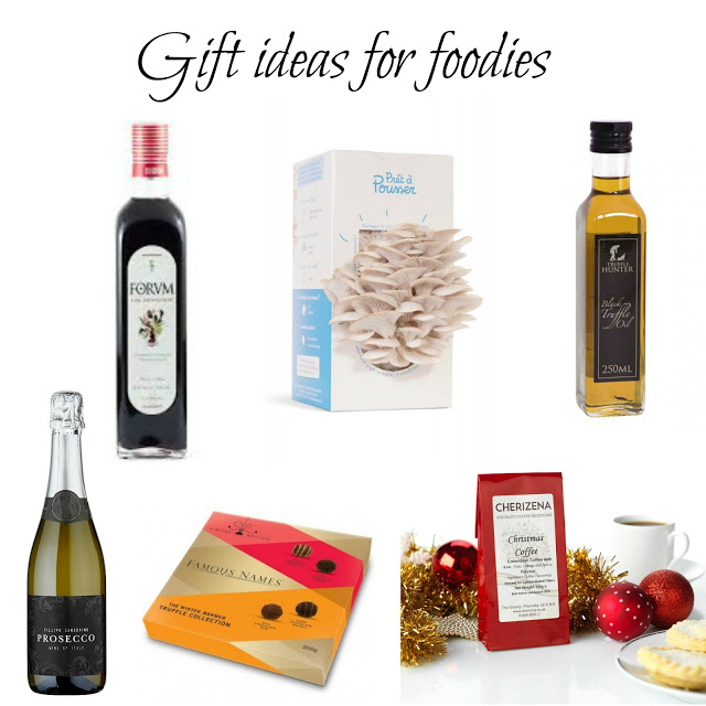Food and drink gift ideas