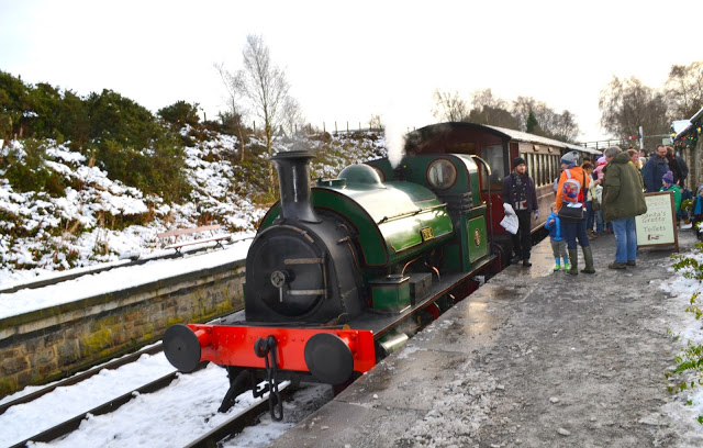 Tanfield Railway North Pole Express review