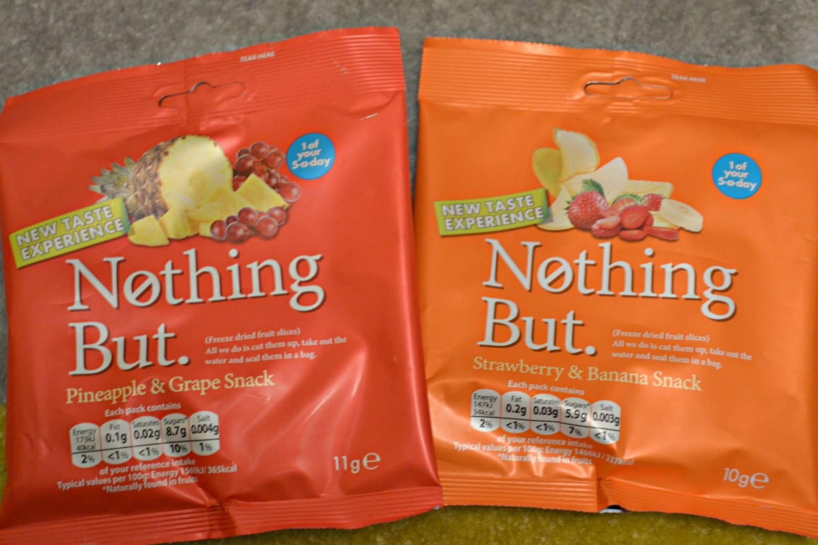 Nothing but