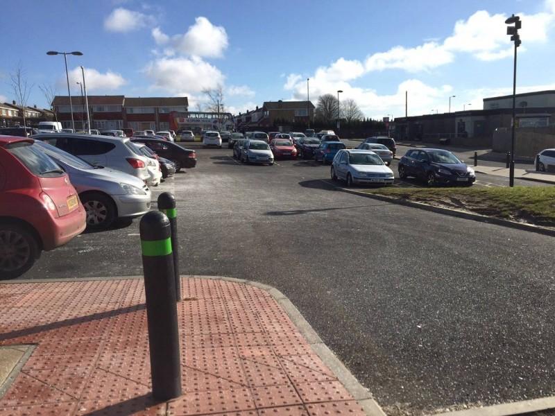 Little-Town-Newcastle-carpark