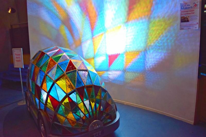 Maker-Faire-coloured-car