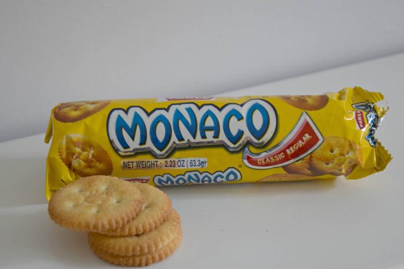 Monaco-crackers