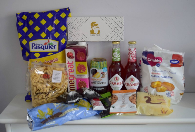 Degustabox May 2016 review