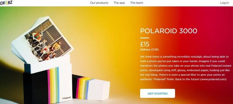 Polaroid-3000