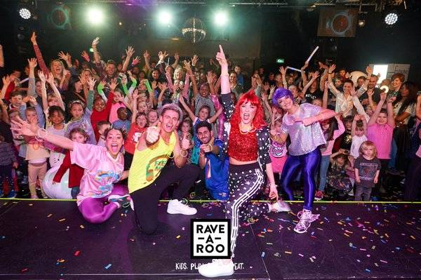 Win a RAVE-A-ROO family ticket