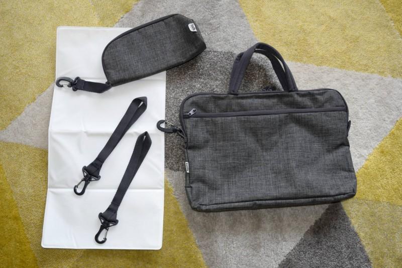 toTs-smarTrike-Voyage-Melange-change-bag-extras