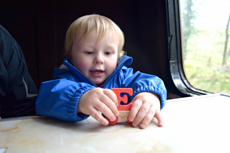 toddler-on-train