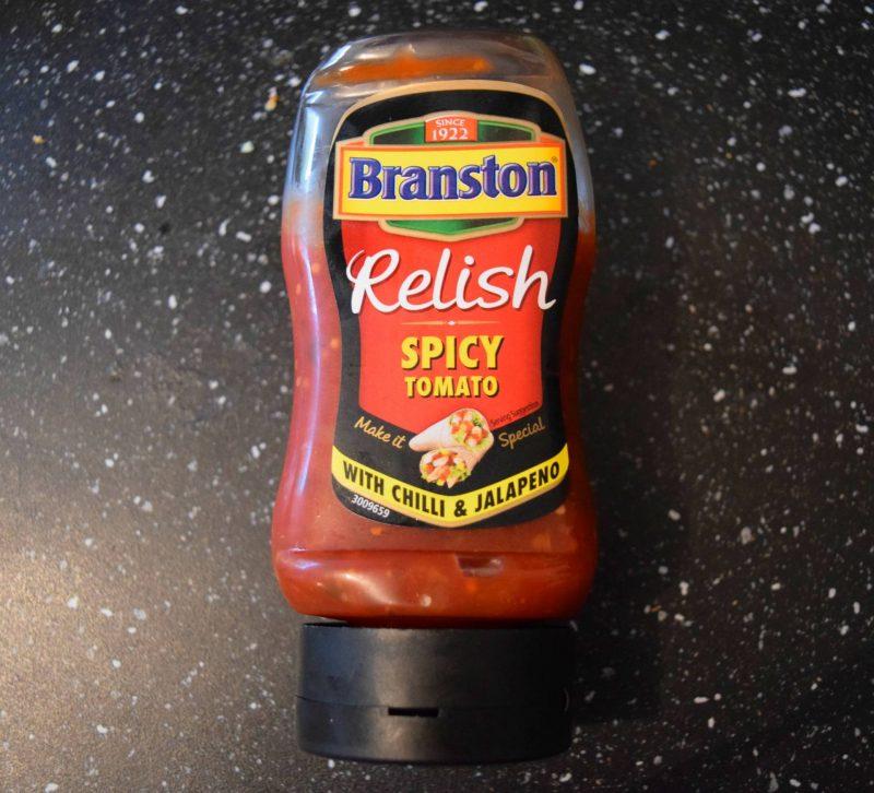 Branson-relish