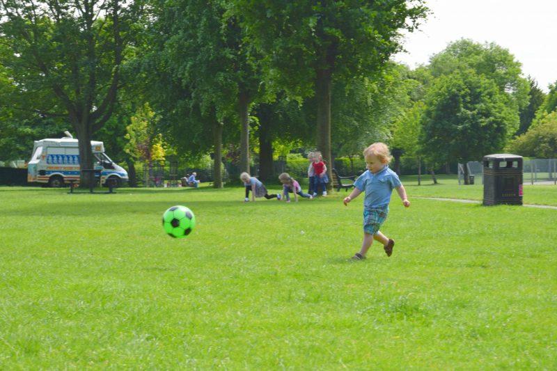 Football-outdoors