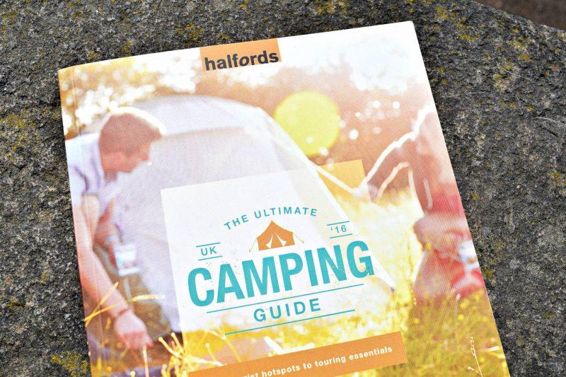 Halfords-Camping