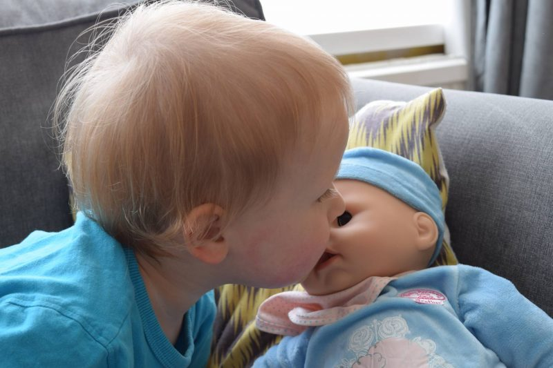Baby Annabell brother doll review - Rock and Roll Pussycat