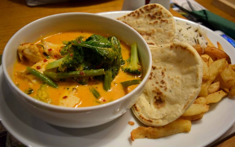 Kingslodge-Inn-Durham-Thai-curry