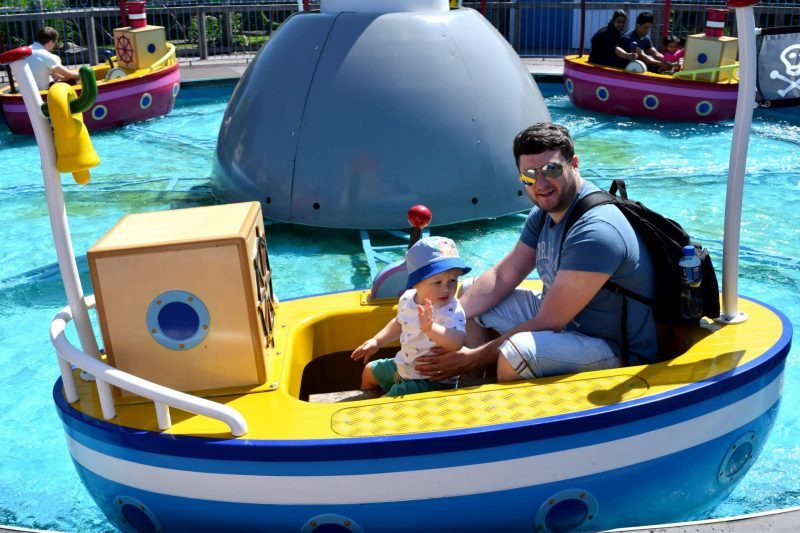 Peppa-Pig-world-boat-ride