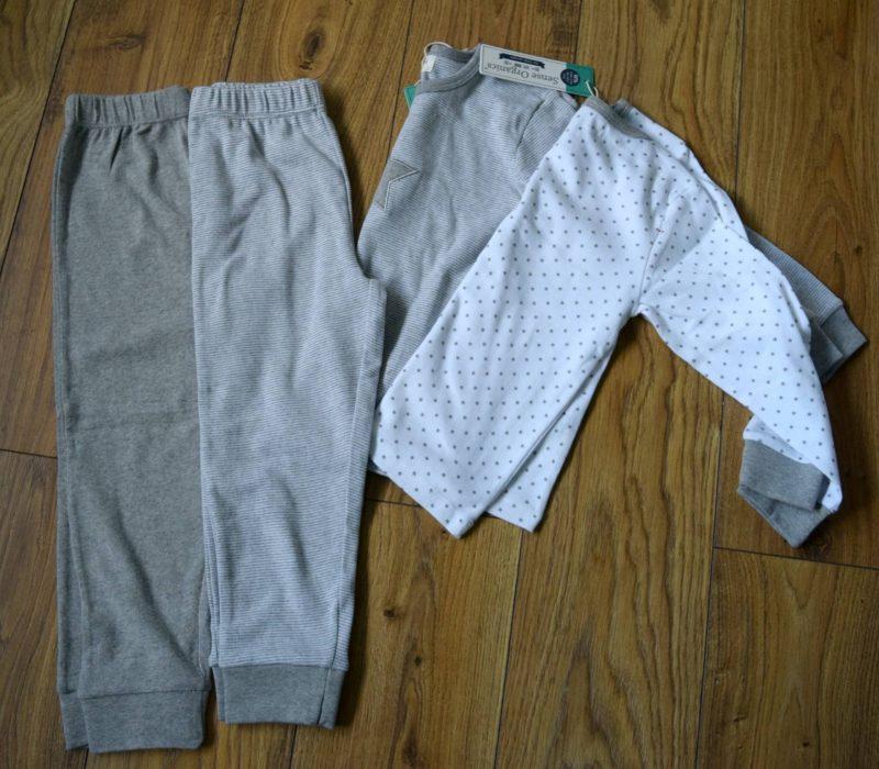 Sense Organics Peter Pan pyjamas review and giveaway