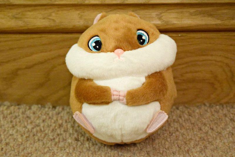 Bam-Bam-hamster