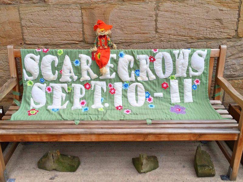 Scarecrow-quilt