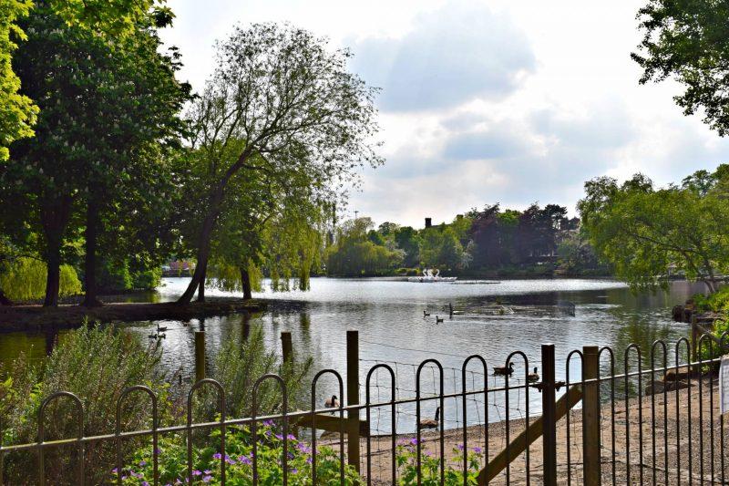 walsall-arboretum-lake