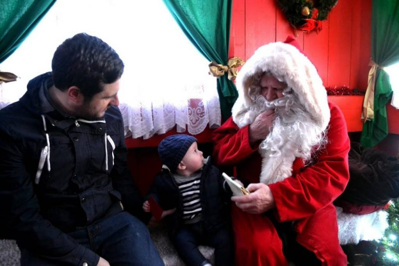 5 Places to Meet Santa in the North East