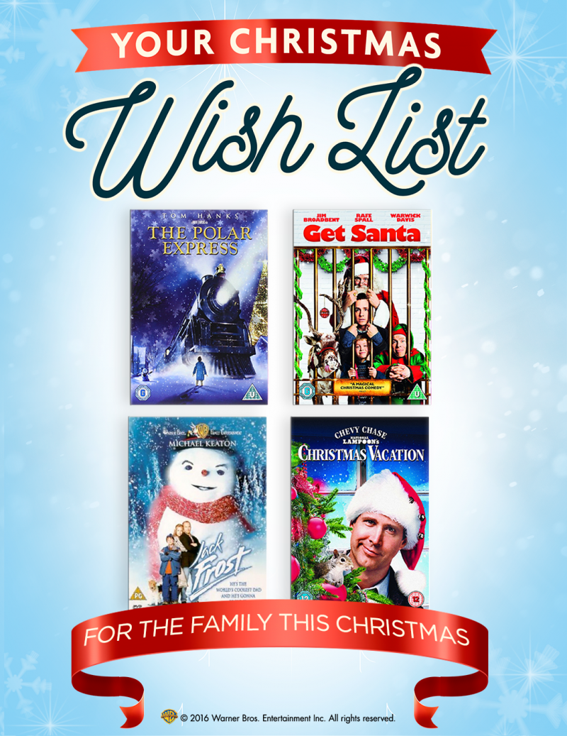 Festive Family films to watch this Christmas