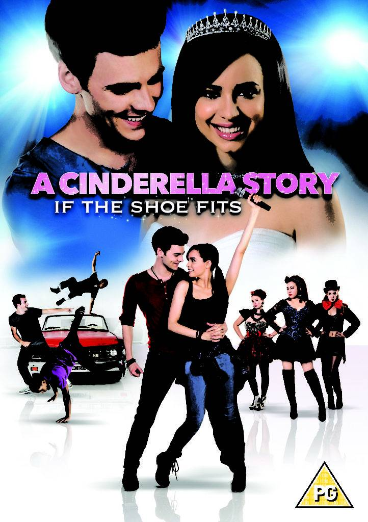 A Cinderella Story: If the Shoe Fits – giveaway