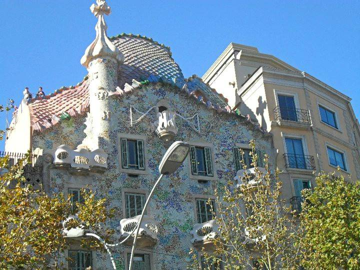 Must see places in Barcelona