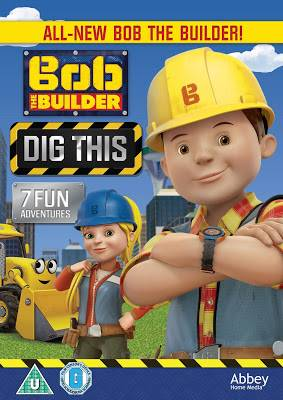 Bob The Builder – Dig This DVD Giveaway