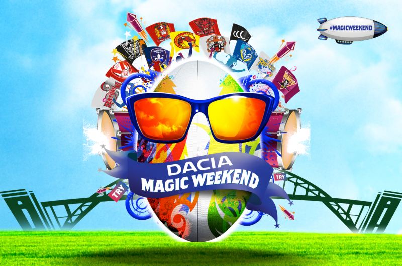 Win a Family Ticket to the Dacia Magic Weekend in Newcastle May 20th & 21st 2017
