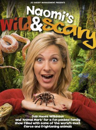 Naomi's Wild and Scary Show review