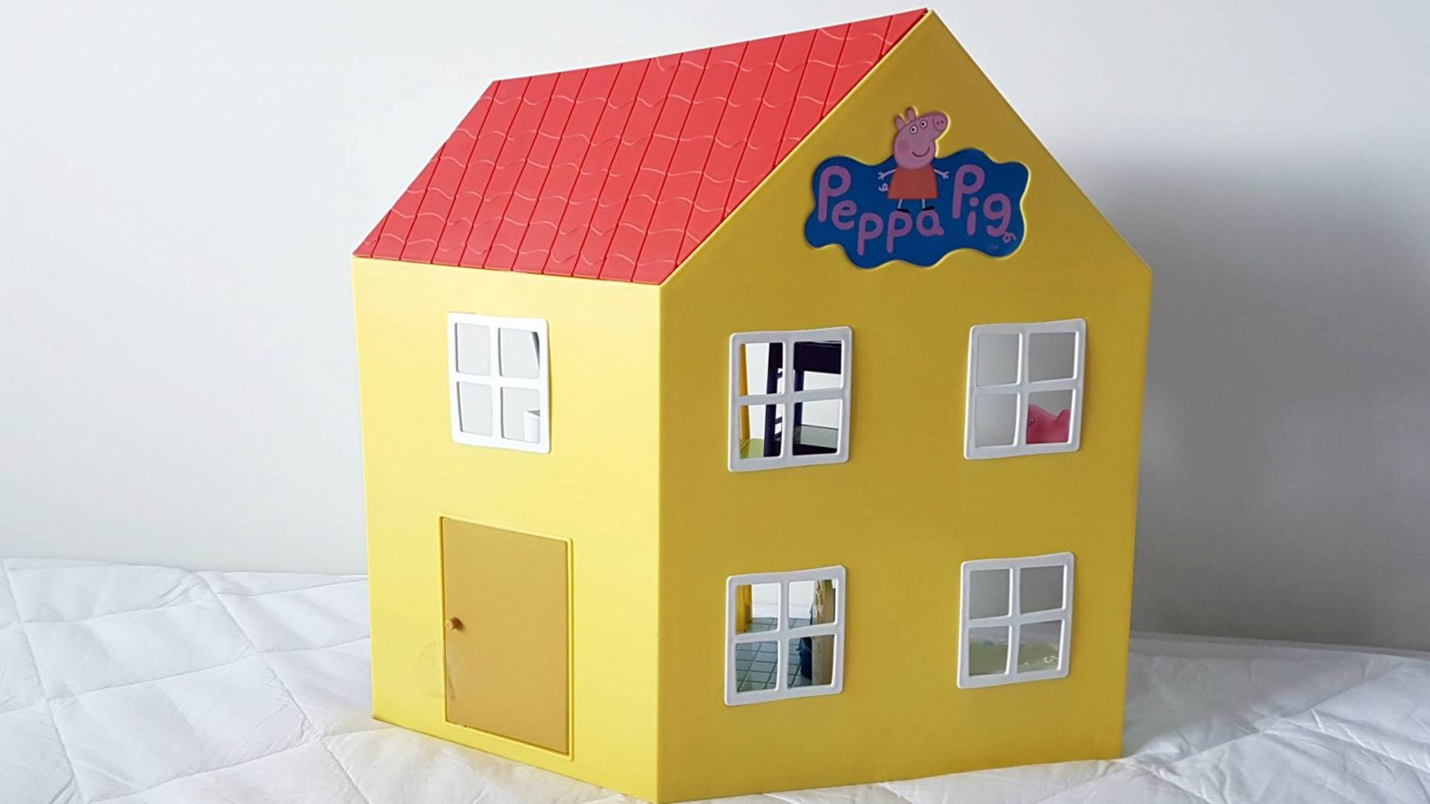 Peppa Pig House Back