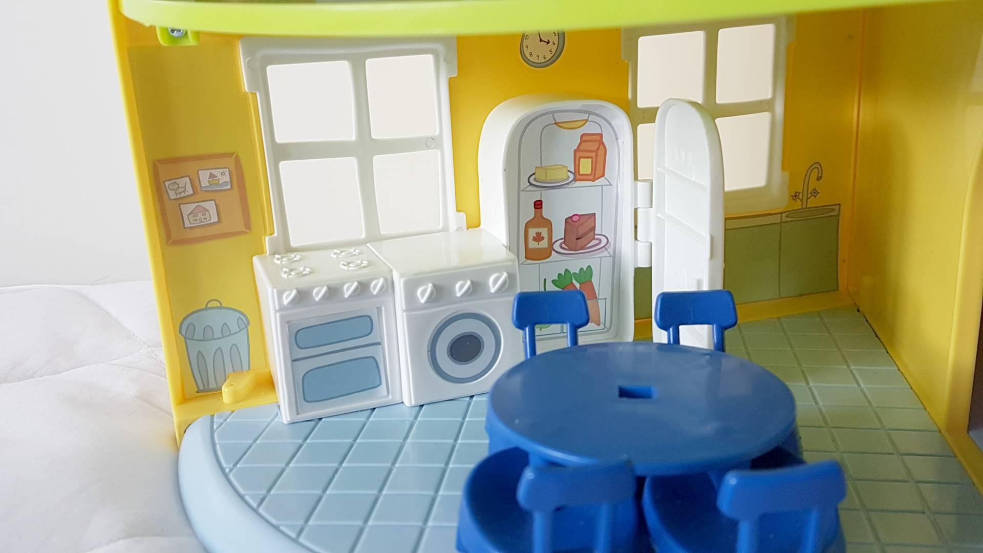 Peppa Pig S Family Home Playset Review Rock And Roll