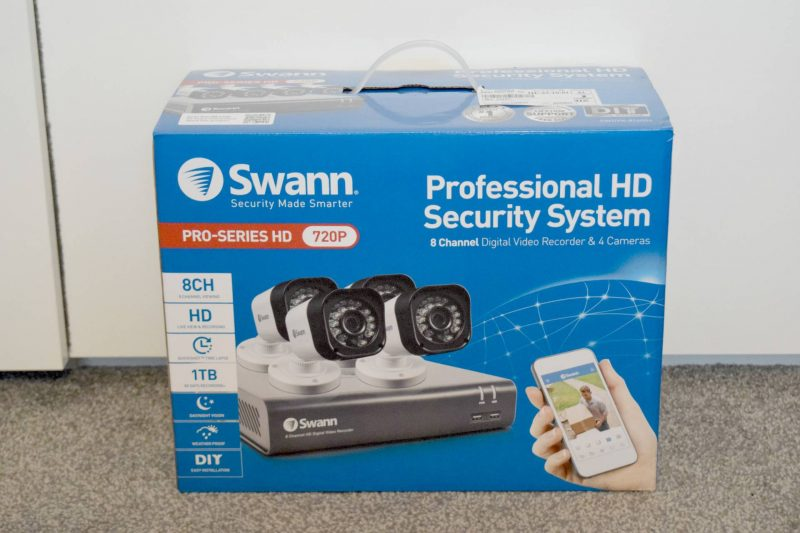 Swann 8 channel dvr 4 pro t835 720p security cameras from maplin swann 8 channel dvr 4 pro t835 720p security cameras from maplin review solutioingenieria Choice Image