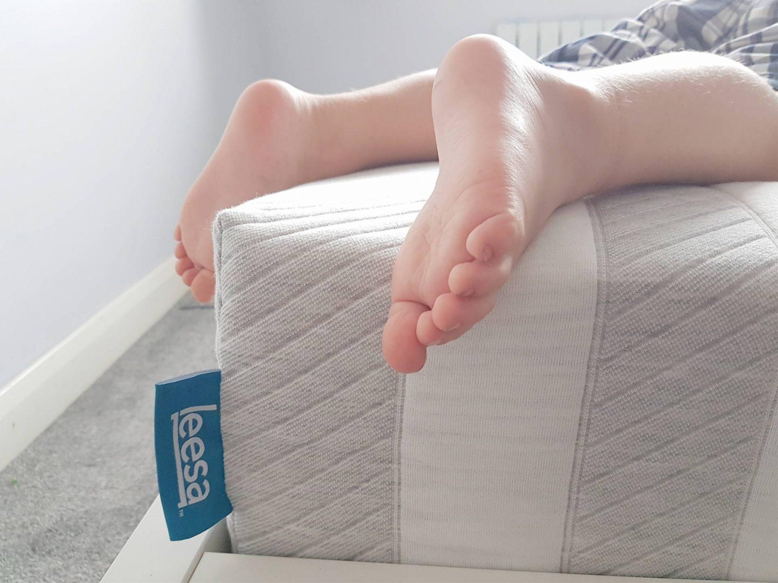 A better nights sleep with a Leesa mattress
