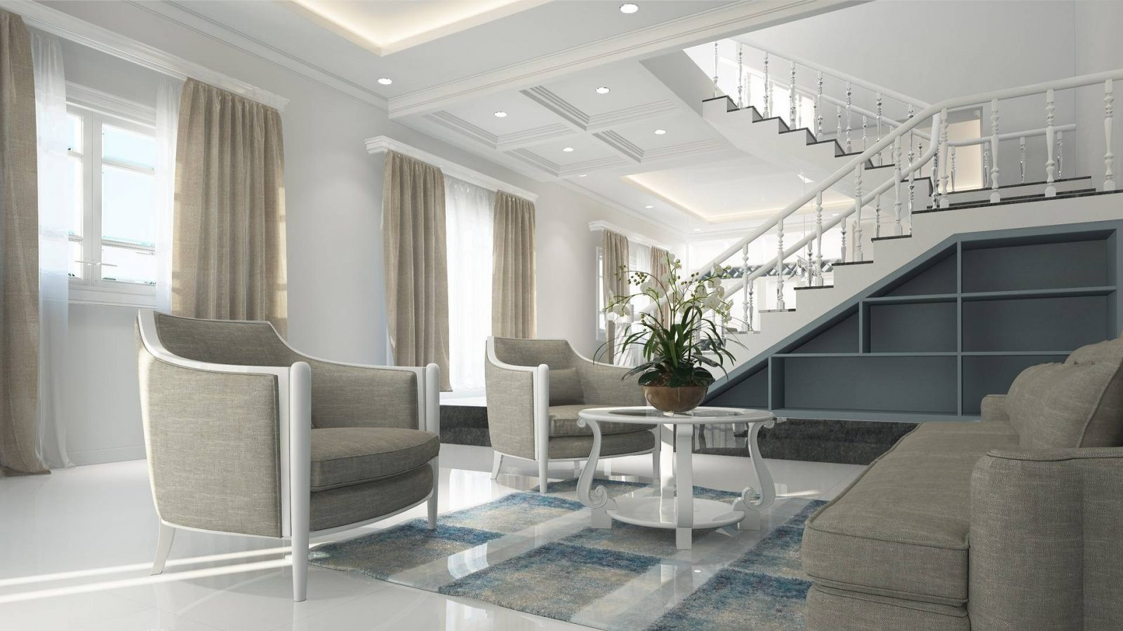 How to Create a Luxurious Home