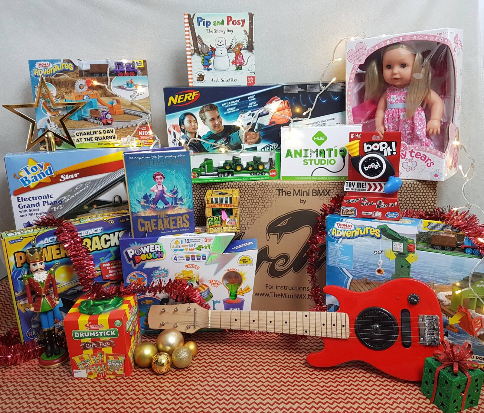 Christmas Gifts For Children 2018