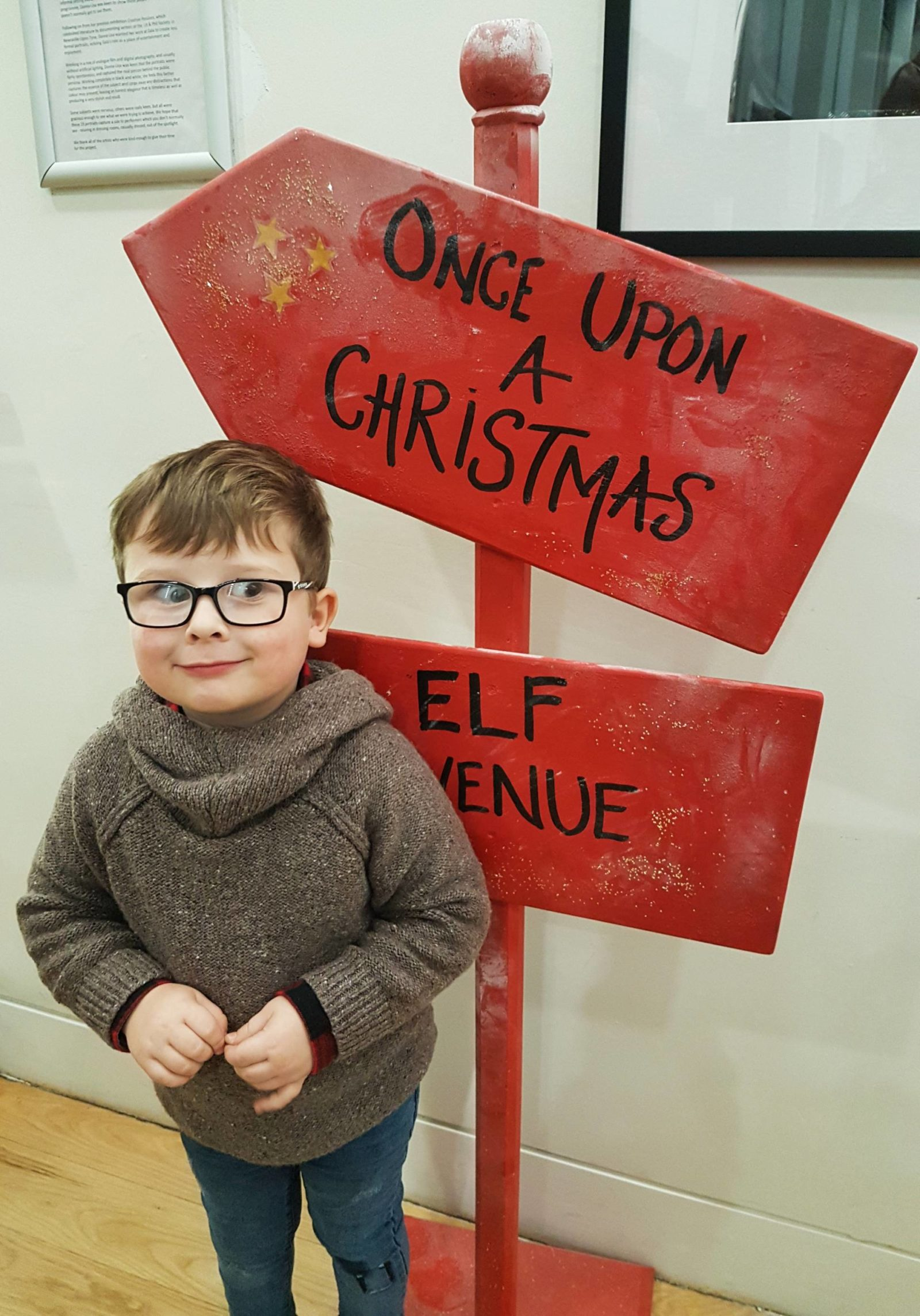 Once Upon a Christmas at The Gala Theatre, Durham