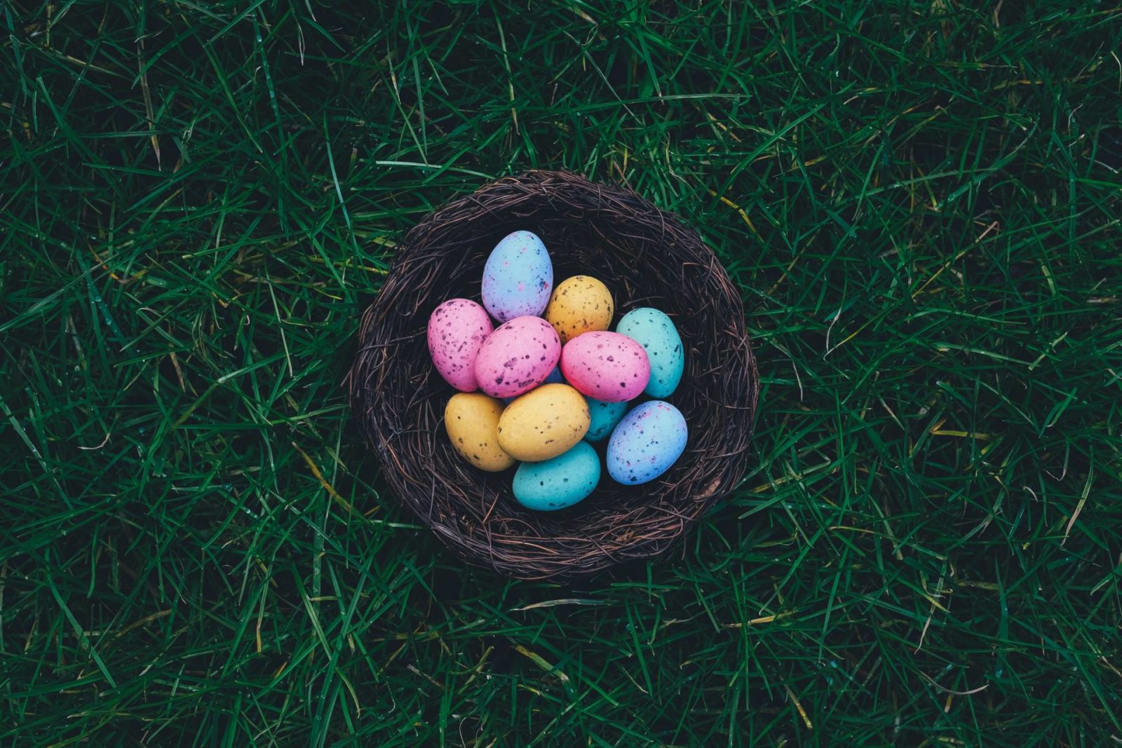 How to put together an Easter Egg hunt