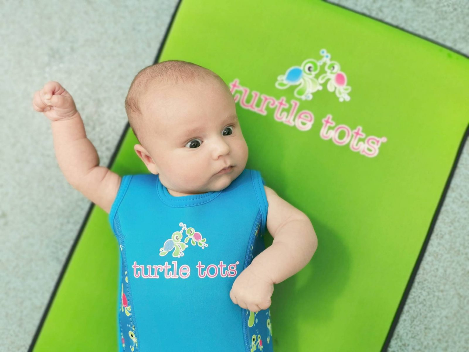 What to expect at a Turtle Tots Class & Giveaway