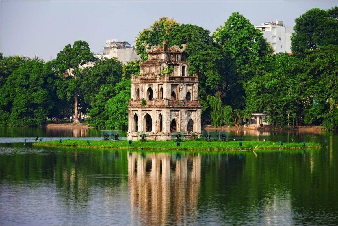 Family Travel to Hanoi in Vietnam