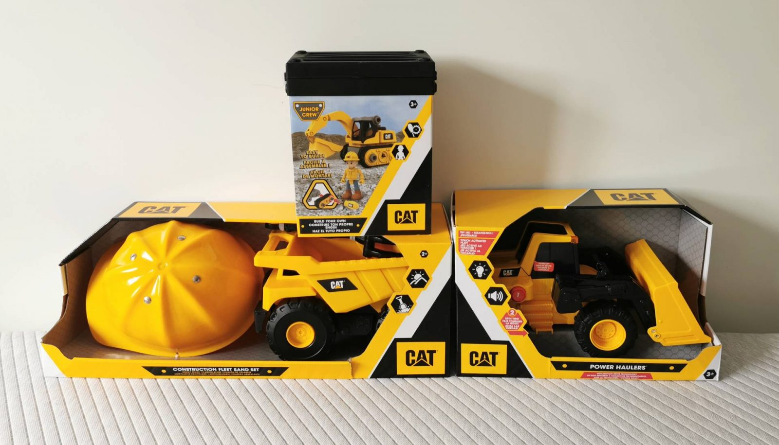 Cat®Construction Vehicle Toys Review