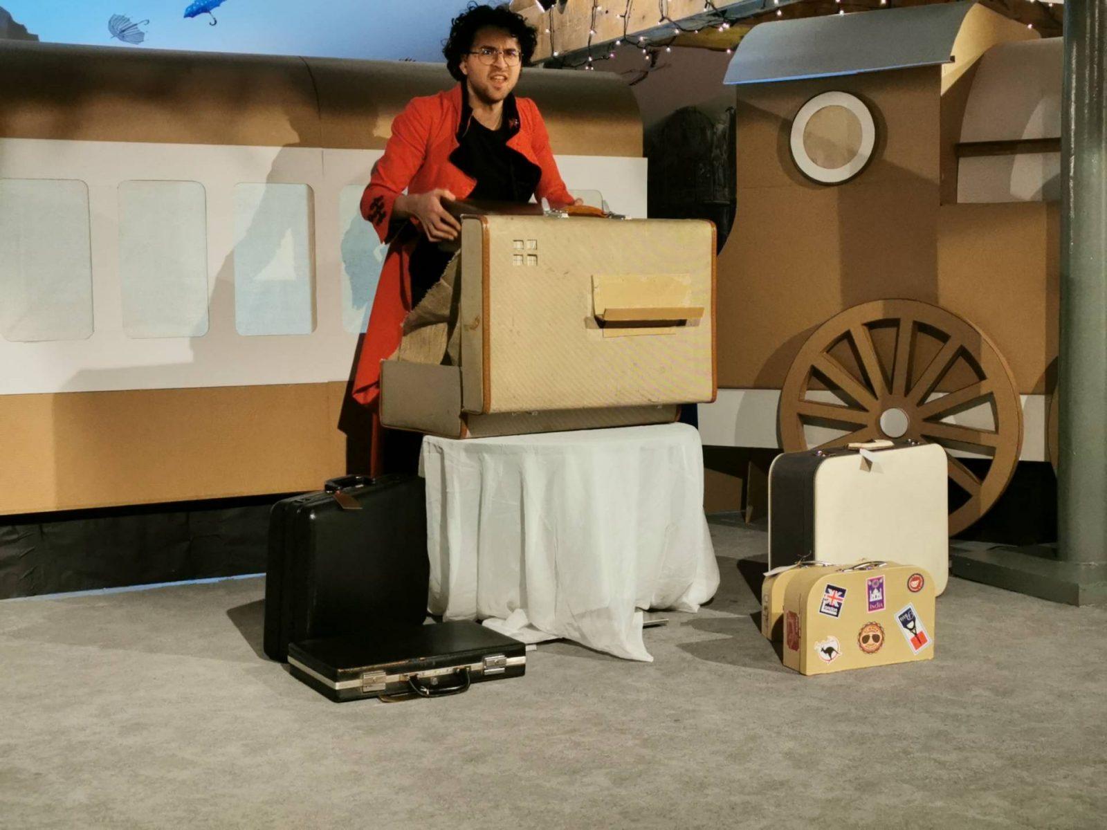 Seven Stories – The Polar Express Festive Story Workshop